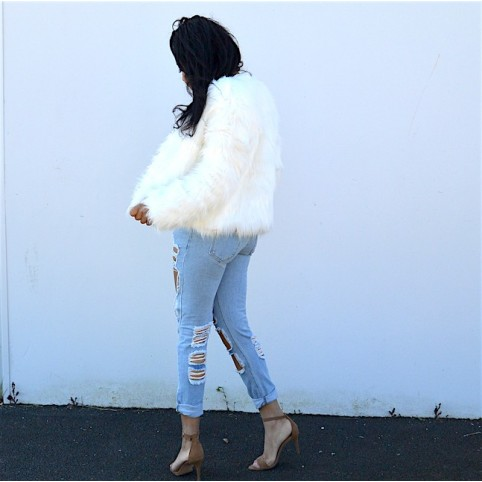 On Purpose Faux-Fur