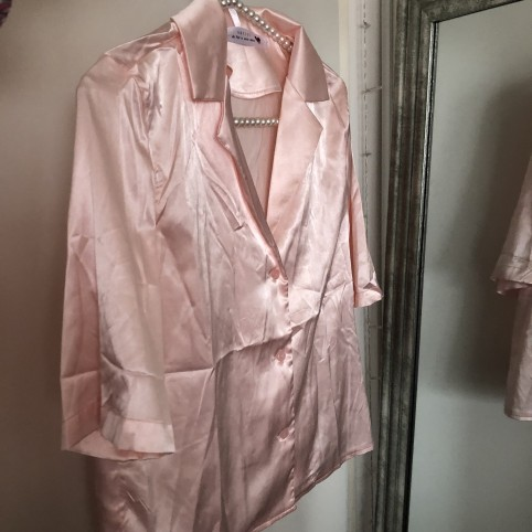 Pink Alice blouse