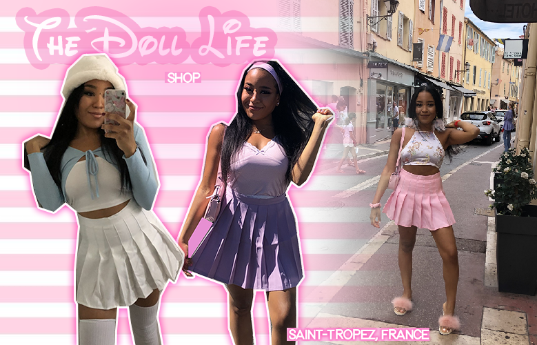 Shop The Doll Life